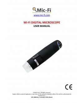 Manuale di Istruzioni Mic-Fi Completo (lingue: IT/EN/DE/FR/ES)