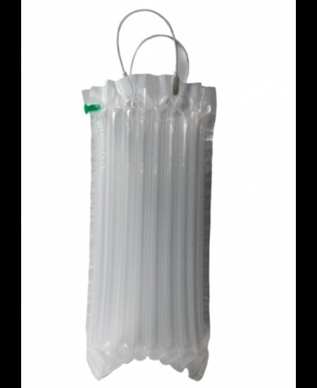 AirPack con maniglia 1 Bottiglia Standard (conf. da 10pz)